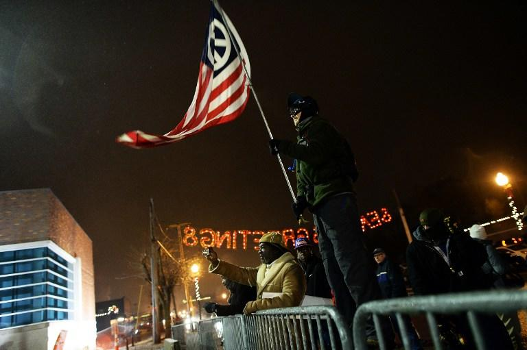 Протесты в США: за три дня полиция задержала более 400 демонстрантов