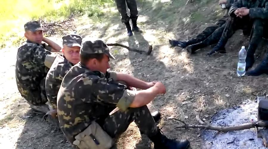 «Бездарное» руководство и многочисленные потери приводят к бунту в рядах Нацгвардии Украины