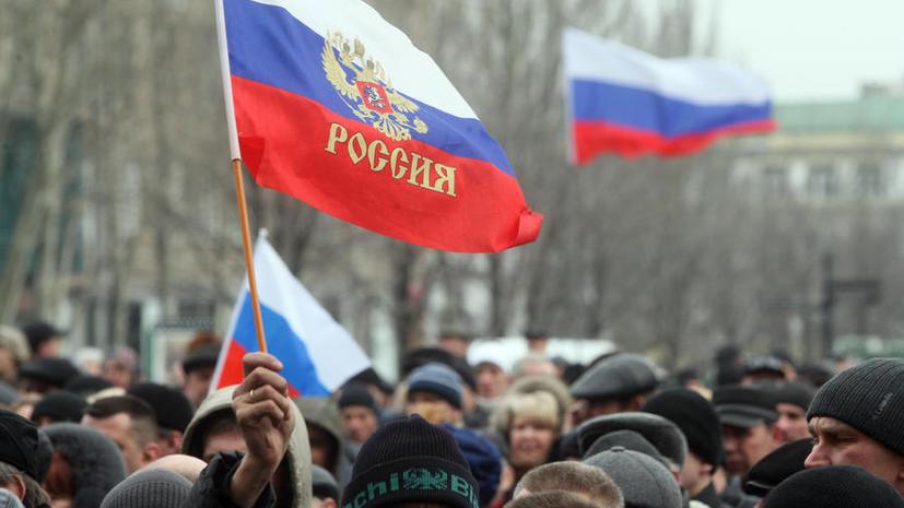 Жители Харькова: Украинские СМИ освещают ситуацию в стране необъективно