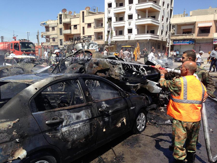 The Times: британские наёмники в Сирии совершают жестокие преступления против мирного населения