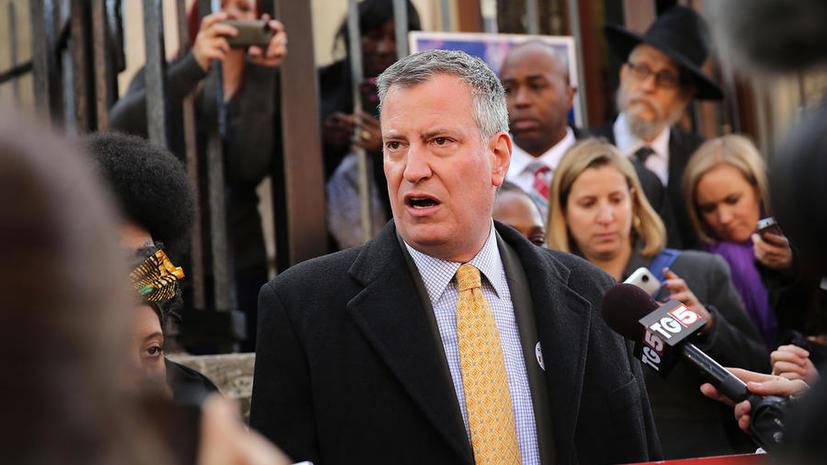 Данные exit poll: мэром Нью-Йорка впервые за 20 лет станет представитель Демократической партии