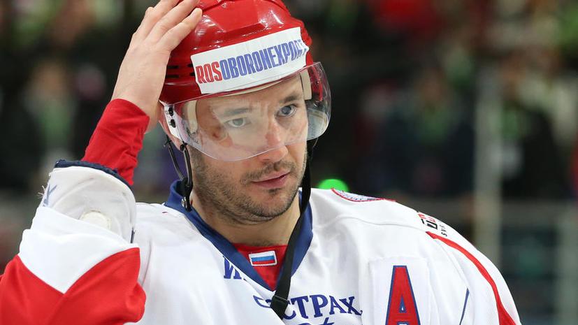 Илья Ковальчук будет играть в России
