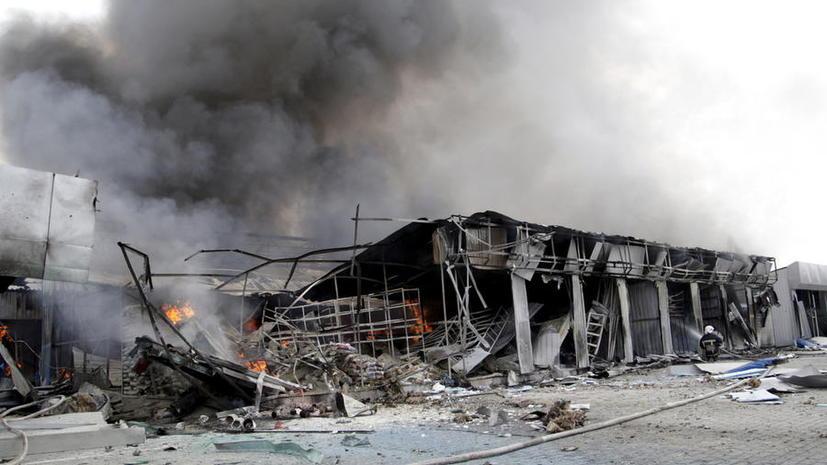 Эдуард Басурин: Жертвами обстрела со стороны украинских силовиков стали 19 человек