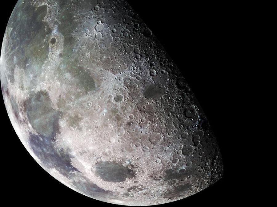 На Луне при помощи 3D-принтера появится первая база из лунного грунта
