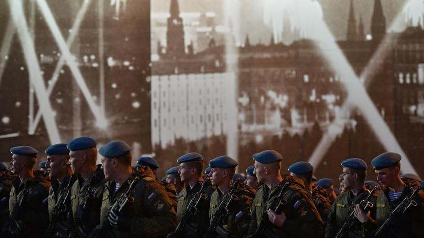 Британские СМИ: Игнорируя парад Победы, Запад теряет ещё один шанс понять Россию