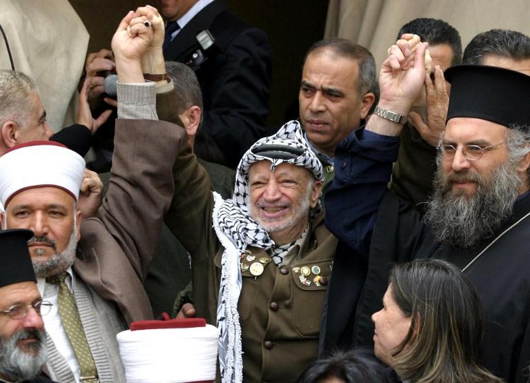Специалисты из России готовятся к эксгумации тела Арафата