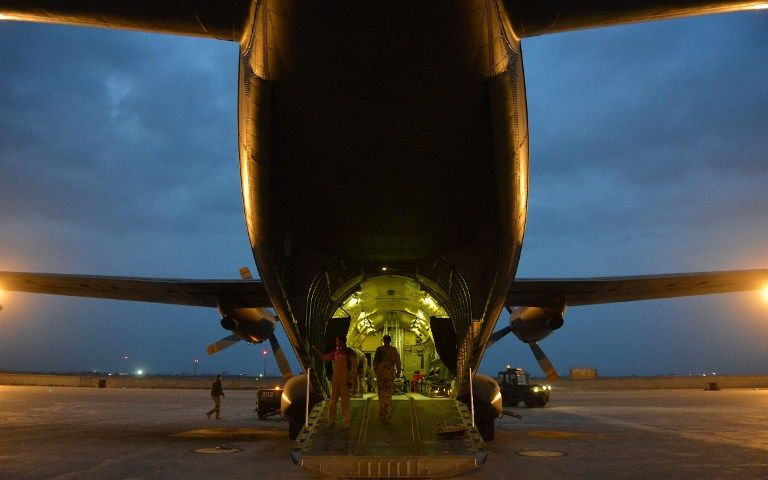 Россия приступила к переброске грузов НАТО через Ульяновск в Афганистан