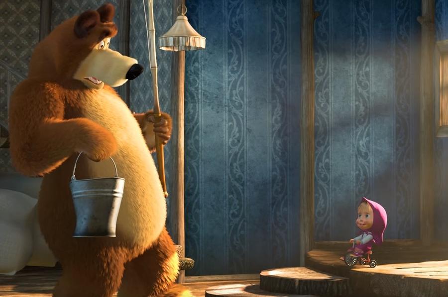 Американские СМИ рассказали об успехе российского мультфильма у западной аудитории