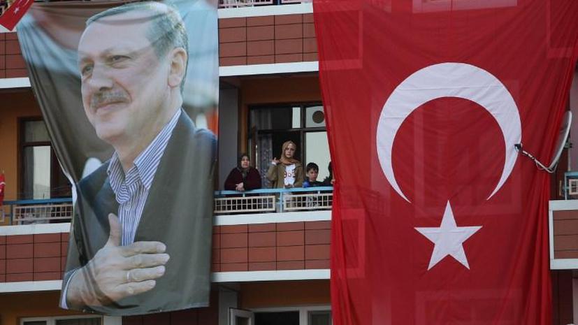 Реджеп Тайип Эрдоган: Власть поговорит с протестующими, но на уступки не пойдёт