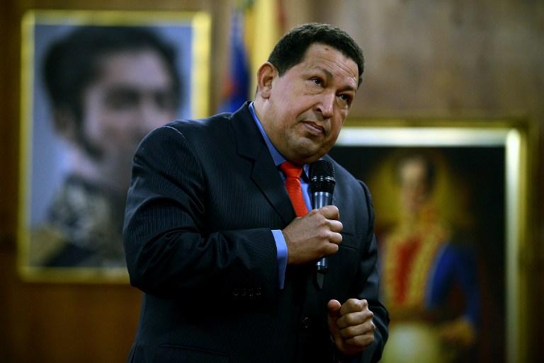 Уго Чавес назвал своего преемника на посту президента Венесуэлы