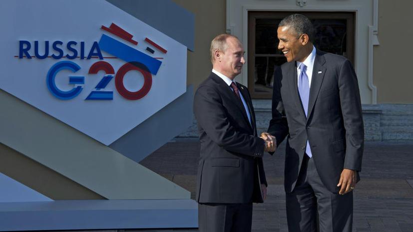СМИ: Обама готов ослабить антироссийские санкции в обмен на уступки по Украине