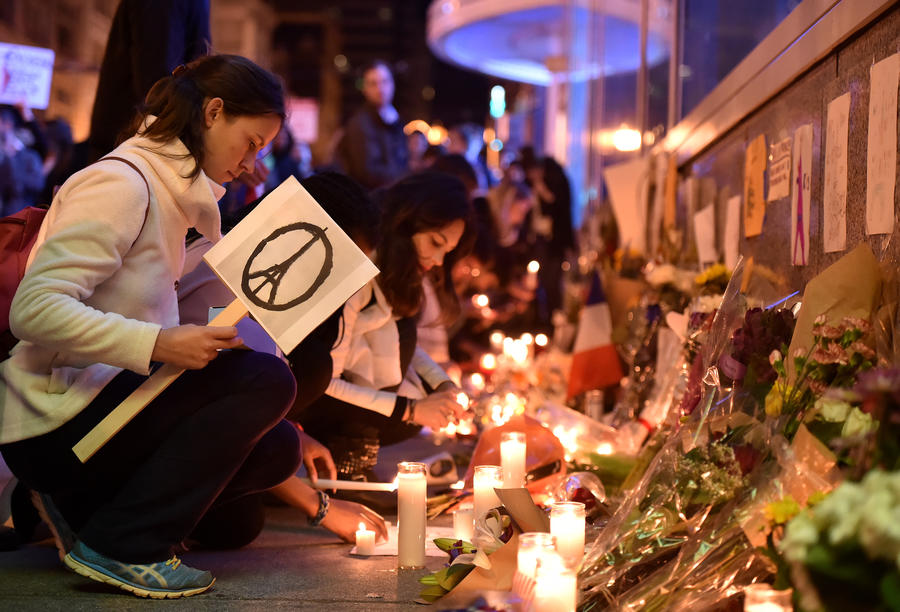 Назван предполагаемый организатор терактов в Париже