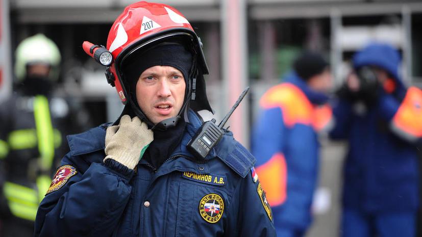 Землетрясение в центре Санкт-Петербурга: эвакуирован крупный офисный центр