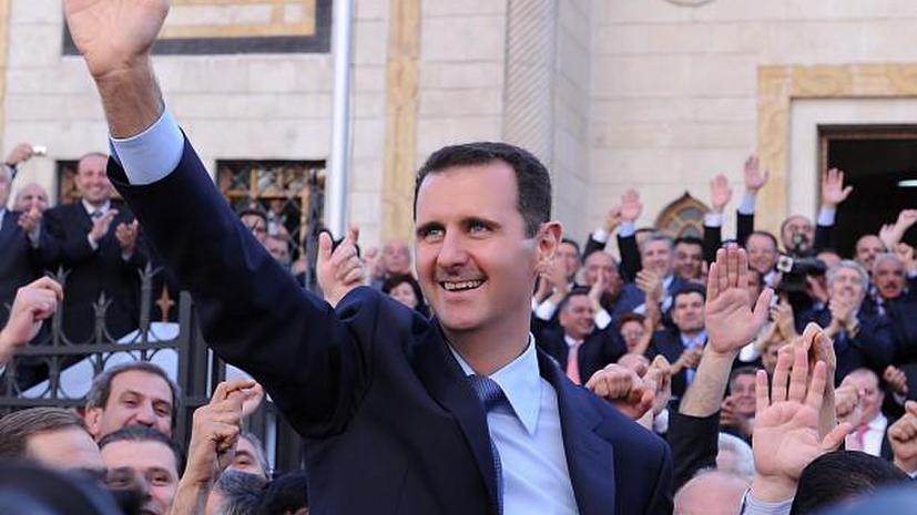 Президент Сирии Башар Асад завел Instagram