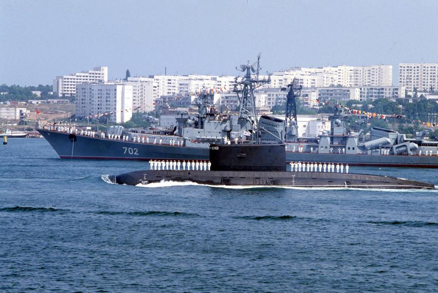 ВМФ России планирует обновить и усовершенствовать Черноморский флот