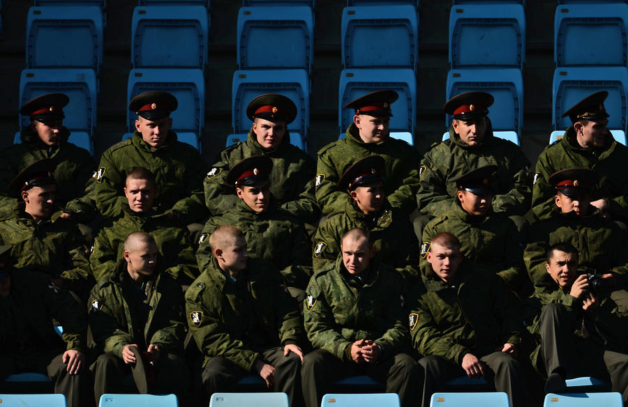 СМИ: В силовых структурах РФ проведут массовые сокращения