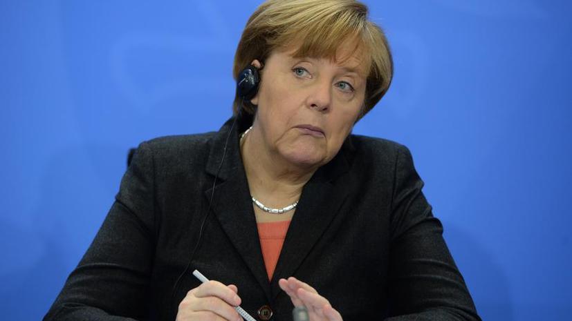 Ангела Меркель предложила создать внутриевропейскую коммуникационную сеть