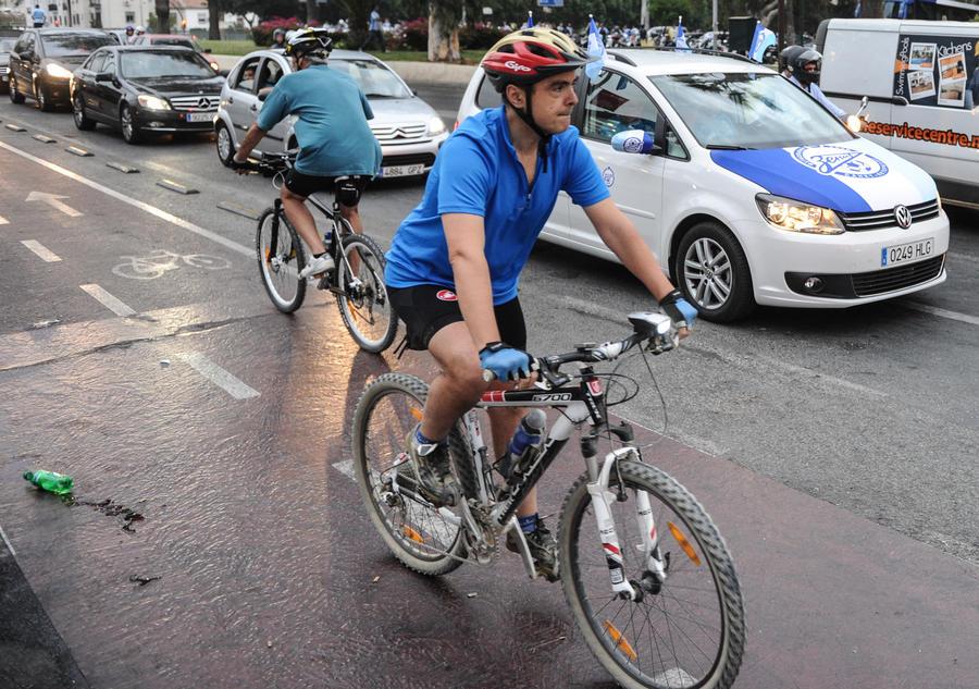 Велосипедистам станет комфортнее передвигаться по дорогам России