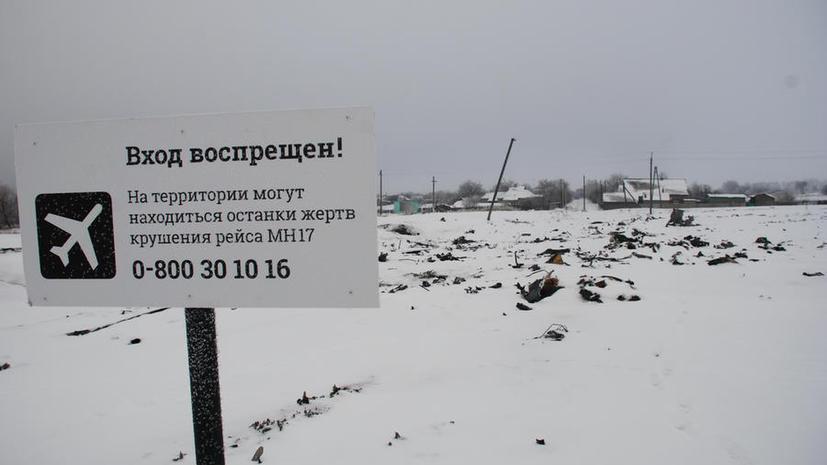 Прокуратура Голландии опровергла данные украинских СМИ о том, что MH17 сбили из российского «Бука»