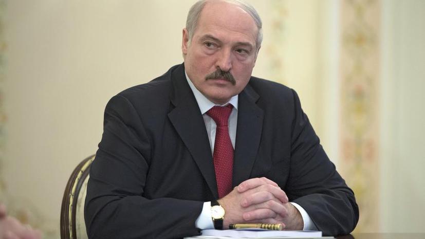Александр Лукашенко призвал население страны «не жрать на ночь картошку с мясом»
