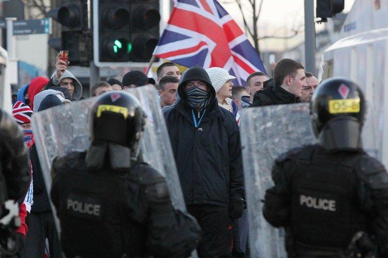 Ирландцы пообещали Великобритании теракты вместо подарков на Пасху