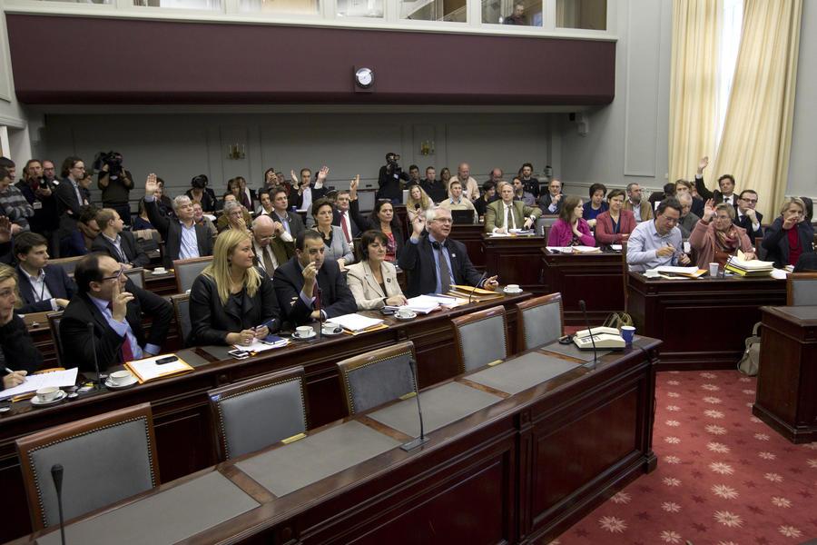Бельгийский парламент одобрил закон об эвтаназии для несовершеннолетних