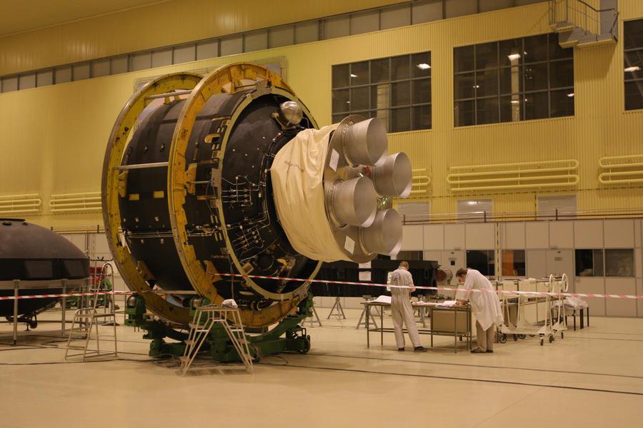 С космодрома «Плесецк» впервые осуществлён пуск ракеты «Союз-2.1в»