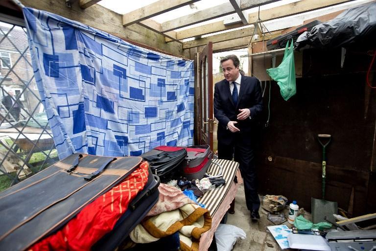Британский премьер-министр выступил против свободы передвижения трудовых мигрантов в ЕС