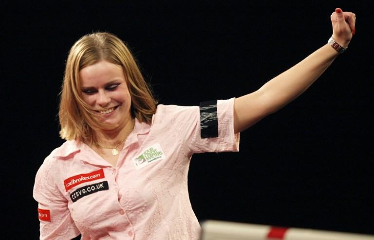 Анастасия Добромыслова в третий раз стала чемпионкой мира по дартс