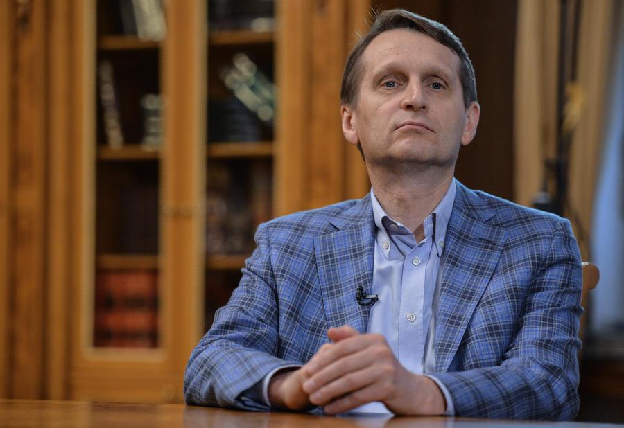Сергей Нарышкин: Исторические фильмы нужно проверять на достоверность
