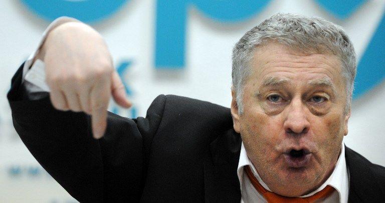 Владимир Жириновский предложил погасить Вечные огни