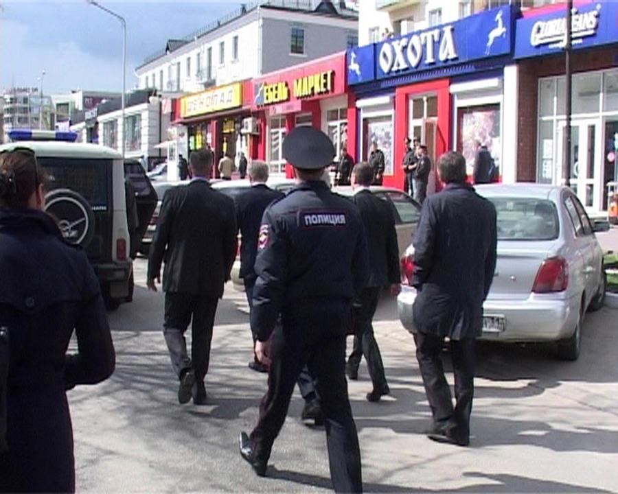 Помазун и ранее угрожал сотрудникам магазина «Охота»