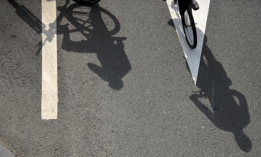 Московские полицейские пересядут на велосипеды