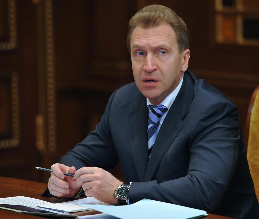 Игорь Шувалов: российская банковская система устойчивее европейской