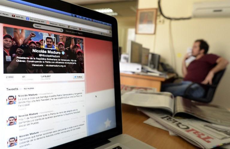 Президент Венесуэлы призвал Латинскую Америку освободиться от Twitter