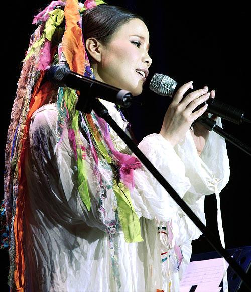 Чжу Чжэцинь – певица души