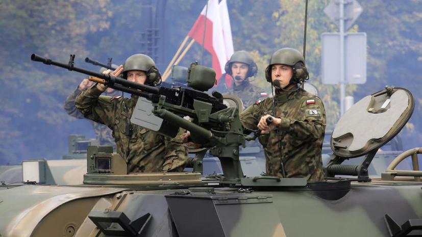 Польские СМИ: В течение 48 часов наши войска могут быть под Калининградом