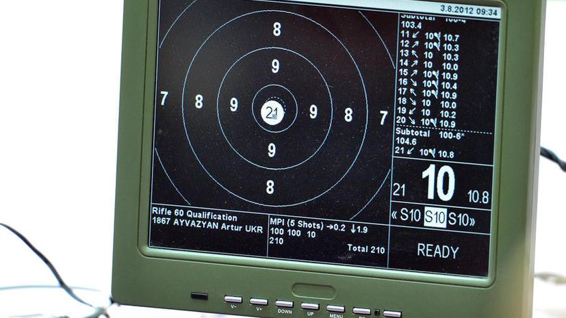 Российская армия договаривается о закупке электронных мишеней из Швейцарии