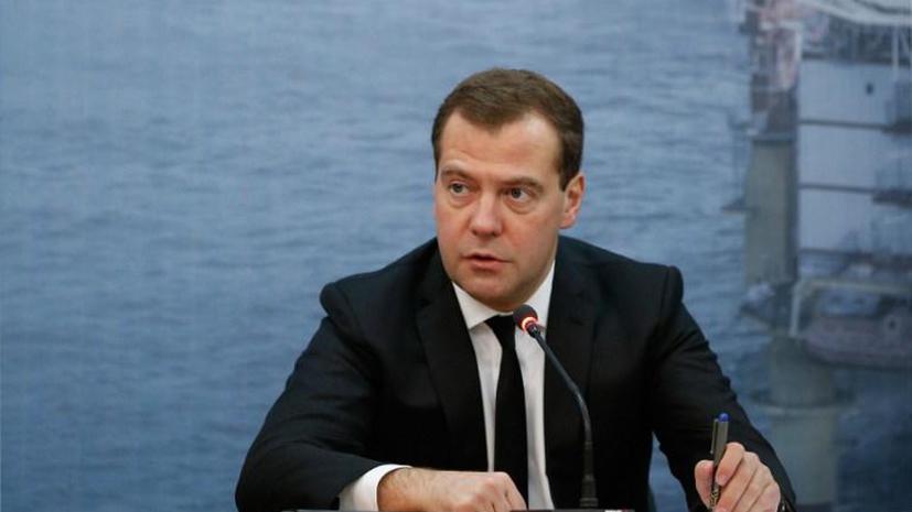 Дмитрий Медведев распорядился помочь всем жертвам теракта в Волгограде