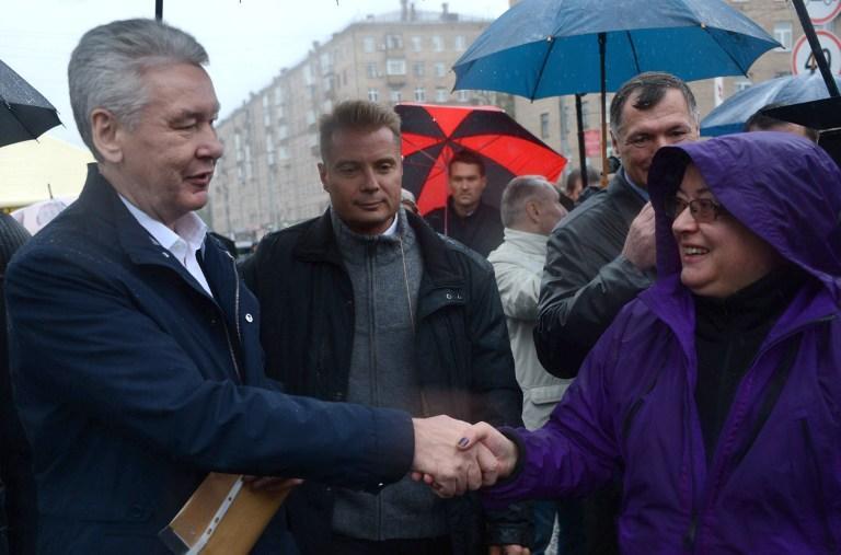 Опубликованы первые данные exit-poll на выборах мэра Москвы