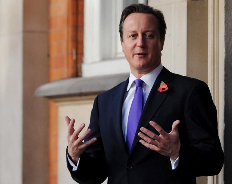 Британский премьер объявил борьбу со старческим слабоумием