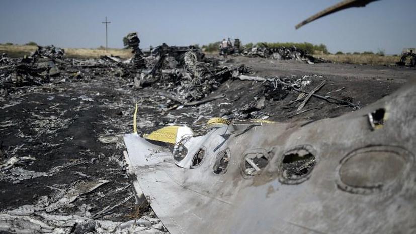 Малайзийские специалисты могут провести повторный осмотр места крушения Boeing 777 на Украине