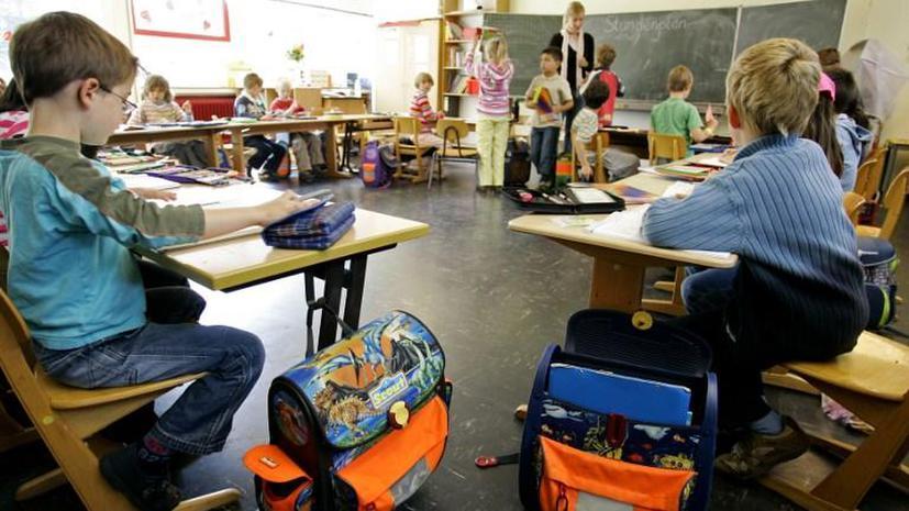 Немецкие родители, обучающие детей на дому, бегут из Германии