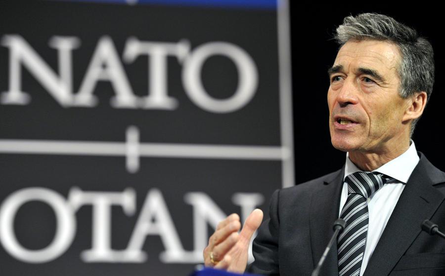 Генсек НАТО: только политическое решение сирийского кризиса является приемлемым