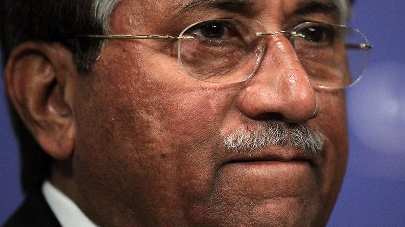 Экс-президента Пакистана по ошибке отправили в индийскую полицию