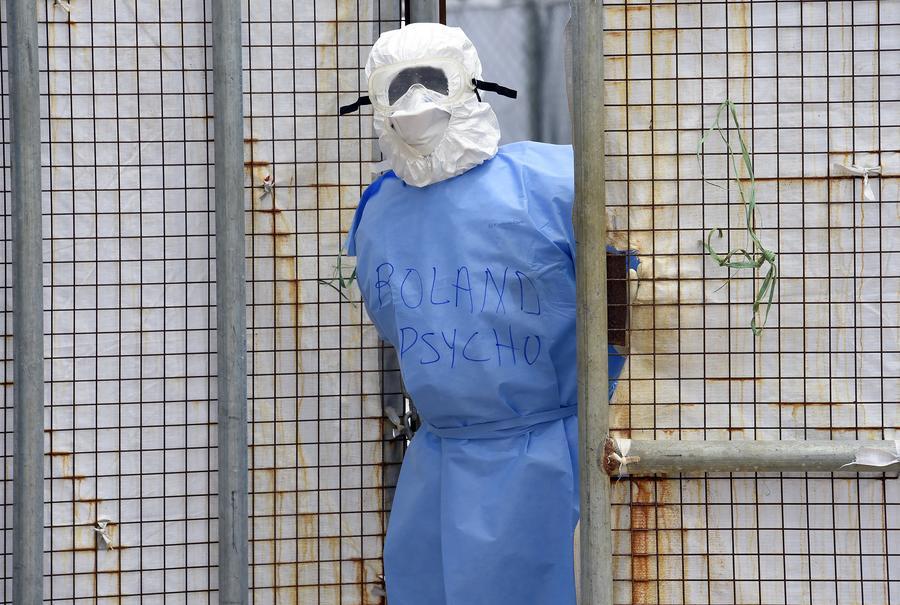 В США подтверждён первый случай заражения вирусом Эбола