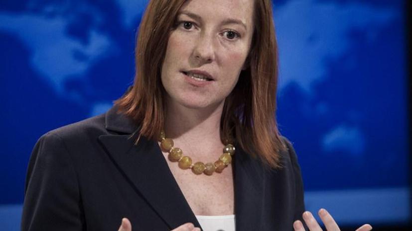 Джен Псаки: Вашингтон поддержит любое решение Киева по ситуации на юго-востоке Украины