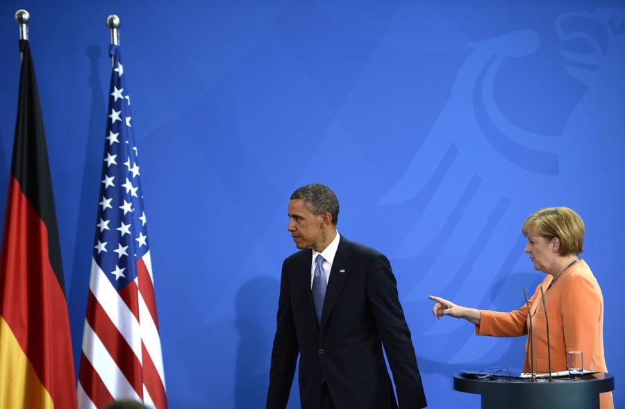 Германия призвала другие страны сообщить имена их шпионов в ФРГ