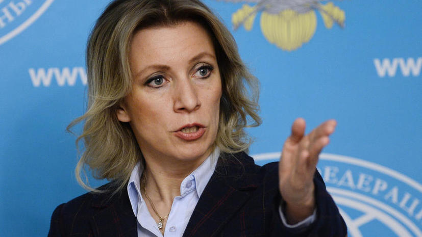 Мария Захарова: Не может Джон Керри не знать, что в Минских договорённостях нет ни слова о Савченко