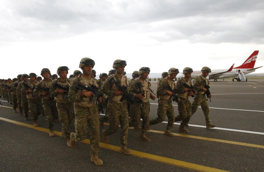 Грузия намерена предложить свою территорию для транзита солдат и грузов НАТО из Афганистана